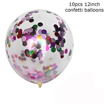 7x Tubes balloon stand birthday balloons arch stick holder wedding decoration baloon globos birthday party decorations kids ball 42