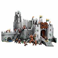 16013 De Heer van de Ringen De Battle Van Helm's Deep Model Bouwsteen Bricks Speelgoed Compatibel Met Bela 9474