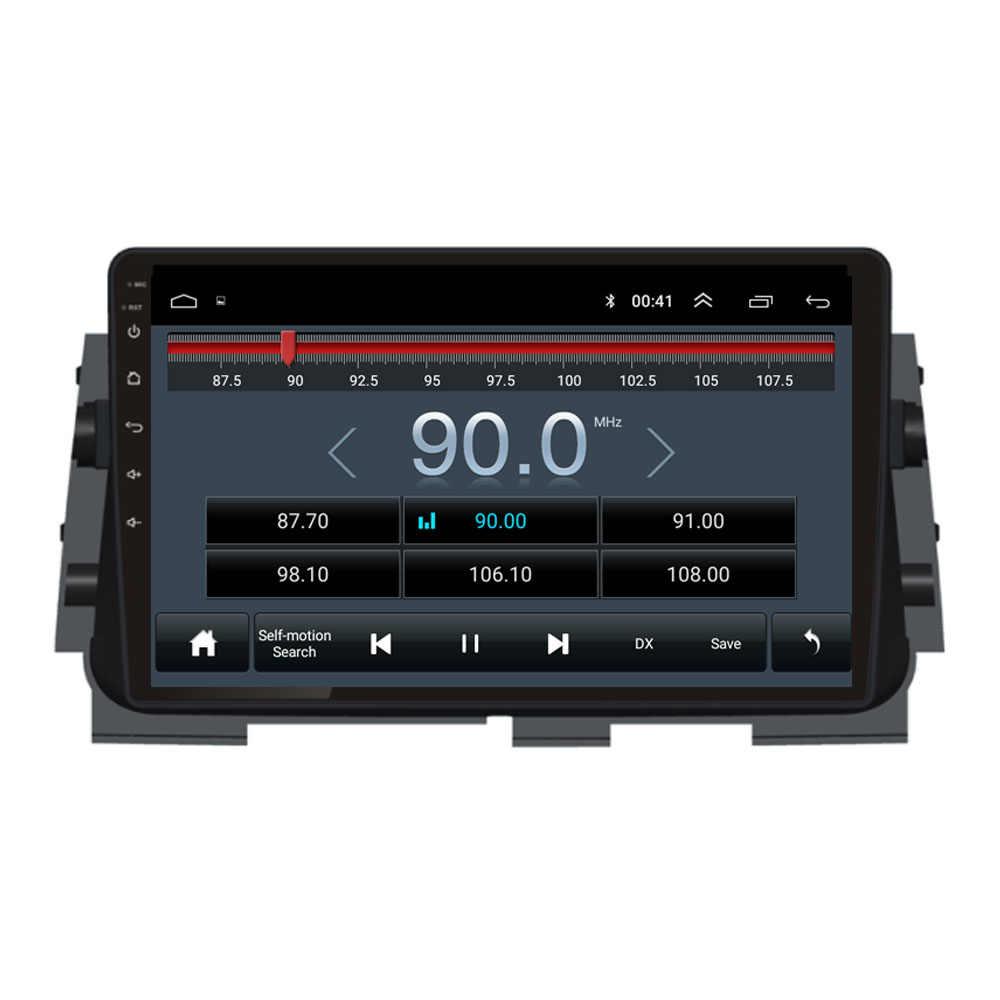 4G Lte Android 10.1 Voor Nissan Micra Kicks 2017 2018 2019 Multimedia Stereo Auto Dvd Speler Navigatie Gps Radio