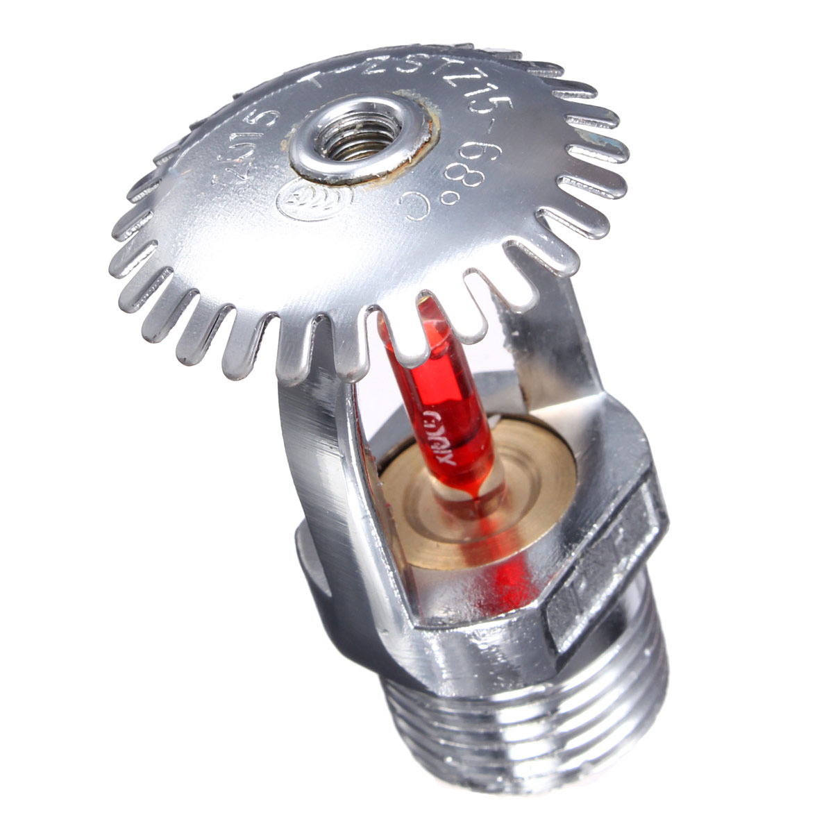 1pcs 5x3.4cm 68 Degrees Pendent For Fire Extinguishing System Protection Sprinkler Head New Pendent Sprinklers