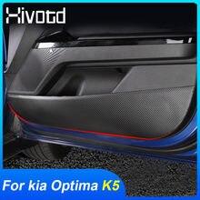 Almohadilla antipatada para puerta de coche, accesorio para Interior, para Kia Optima K5 2021 2020