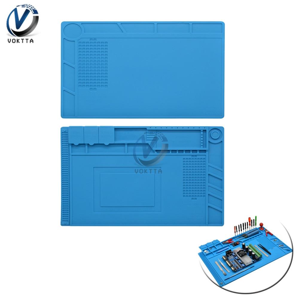 ESD Pad Heat-resistant Repair Workbench Insulation Pads BGA Soldering Station Heat Insulation Working Mat Maintenance Platform