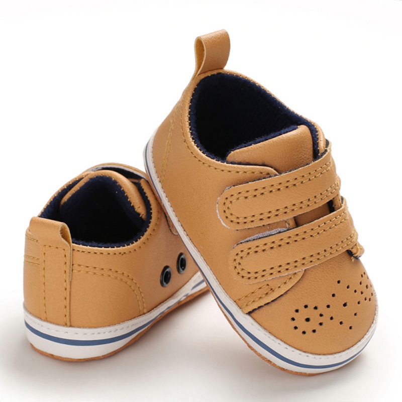 Baby Boys Shoes Breathable Sports Casual Shoes Anti-Slip Shoes Casual Sneakers Toddler Soft Soled First Walkers
