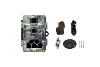 PDDHKK Photo Traps Animals Trail Camera for Hunting 16MP 40pcs IR LEDs 2.3'' TFT IP66 Waterproof Night Vision Battery Power