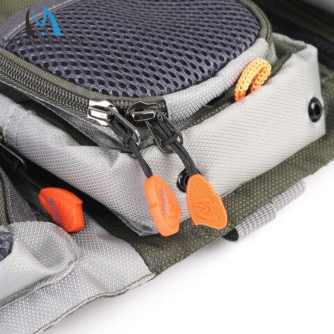 de volta bolsos multifuncoes mochila pesca colete