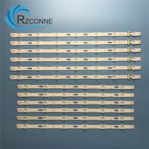 Image 1 - 1006mm 13 LED Backlight Lamp strip For SamSung UN50KU6300 50 TV LM41 00253A E88441 39657A 39658A UE50KU6000 S_KU6K_50_FL30