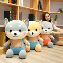 Cute New Fat Shiba Inu Dog Plush Doll Toy Kawaii Puppy Dog Shiba Stuffed Doll Cartoon Pillow Toy Gift For Kids Baby Children plush toy dog cute puppy doll toy doll can be used for wedding gifts for children s gift kids toys free shipping