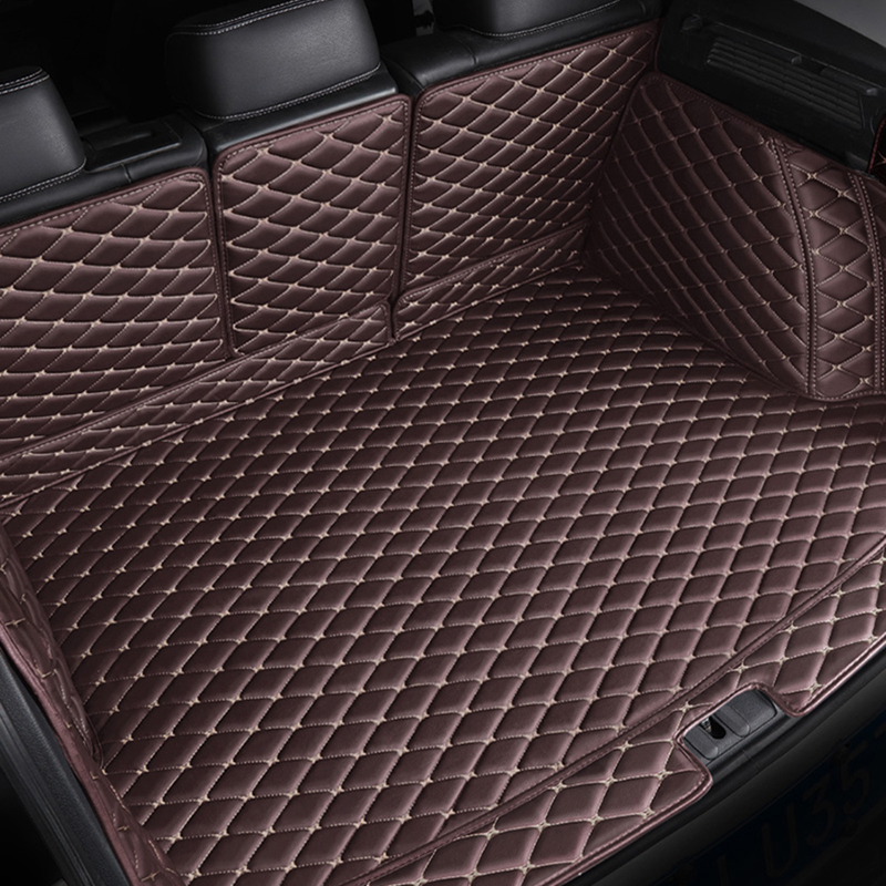 Custom Car trunk mats for volvo xc40 XC60 XC90 V90 all models auto accessories  car mats