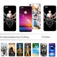 Soft TPU Silicone Case for Xiaomi Redmi Note 5A Prime Case Cover for Redmi Note 5 A Prime Case for Redmi Note 5A Prime Phone Bag