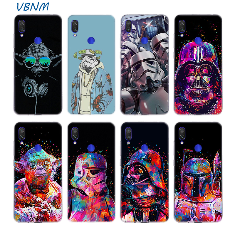 <font><b>Star</b></font> <font><b>Wars</b></font> Heart Luxury Silicone Case For <font><b>Xiaomi</b></font> <font><b>Redmi</b></font> <font><b>Note</b></font> 7 <font><b>6</b></font> <font><b>Pro</b></font> 5 4 4X K20 7A S2 A1 A2 5A 6A Y3 Xiomi A3 9T 9 SE F1 S2 <font><b>Cover</b></font> image
