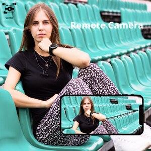 Image 5 - SENBONO S08Plus IP68 עמיד למים גשש כושר קצב לב צג Bluetooth smartwatch גברים נשים ספורט חכם להקה