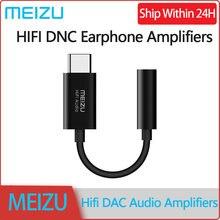 Meizu Hifi Dac Standaard/Pro Hoofdtelefoon Versterker Usb C Tot 3.5Mm Hi-Res Converter Draagbare Audio Adapter amp Voor Android Type-C