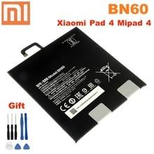 Аккумулятор для планшета Xiaomi BN60 BN60 для Xiaomi Pad 4 Mipad 4 5810 мАч, Сменный аккумулятор для планшета bn60 Xiao Mi + Бесплатные инструменты