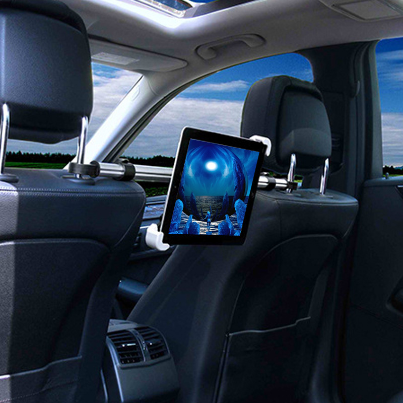 Tablet-Holder Universal For iPad Car 7-11in 360-Degree Rotation