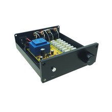 Hifi 릴레이 볼륨 컨트롤러 xlr 밸런스드 프리 앰프 패시브 프리 앰프 256 스텝 조정