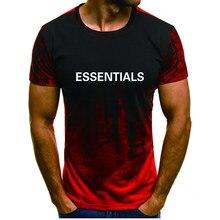 Korean brand men's black T-shirt, oversize, 3D digital printing, hip-hop fashion, street clothing, 2021, oversize xxs-6xl