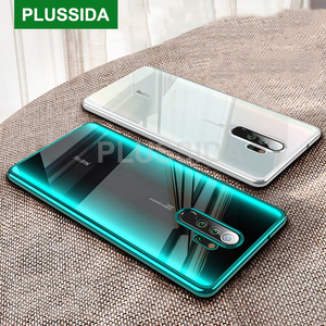 For Xiaomi Redmi Note 8 Pro Case Laser Plating TPU Soft Clear Cover Xiomi For Xiaomi Redmi Note 8 Note8 Pro Mi Note8pro NOTE 8T(China)