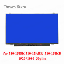 Lcd-Panels Lenovo 310-15IKB 1366--768 1920--1080 for Ideapad 310/15-310-15isk/310-15abr/310-15ikb