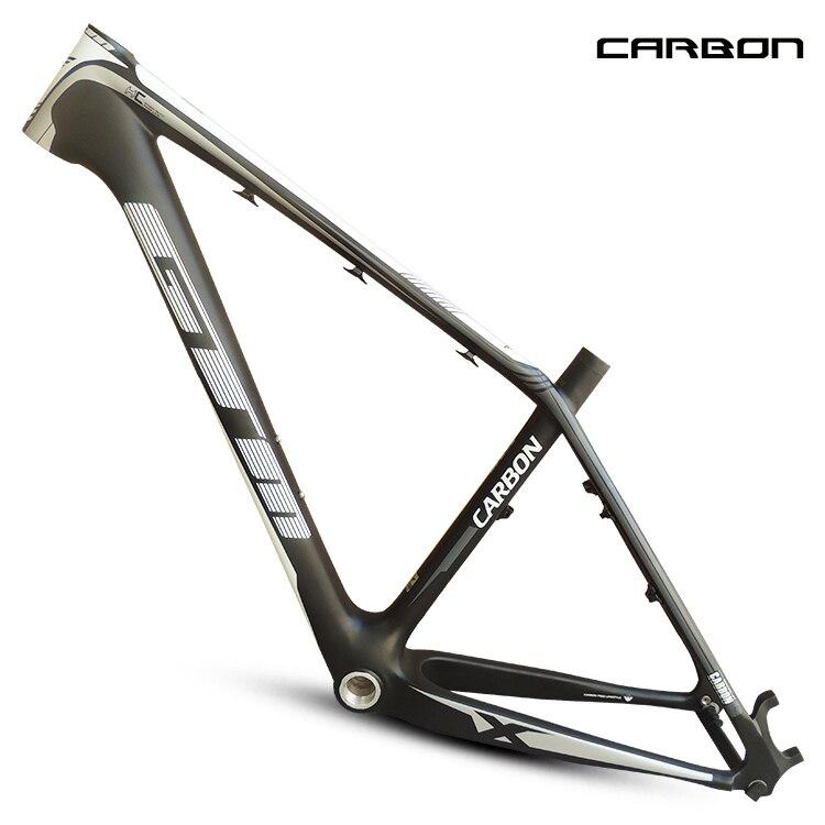 Last Brand 1120g New Mtb Carbon Frame 26er Mountain Bikes Frame 17'' Bicicletas Mountain Bike 29 Free Shipping MTB Bike Frame