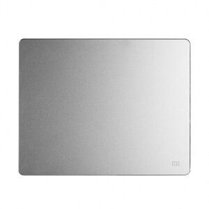 Image 3 - Xiaomi alfombrilla de ratón inteligente mijia, 100% Original, de Metal, delgada de aluminio, mate esmerilado para oficina