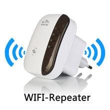Беспроводной wi fi репитер 300 Мбит сетевой wifi удлинитель