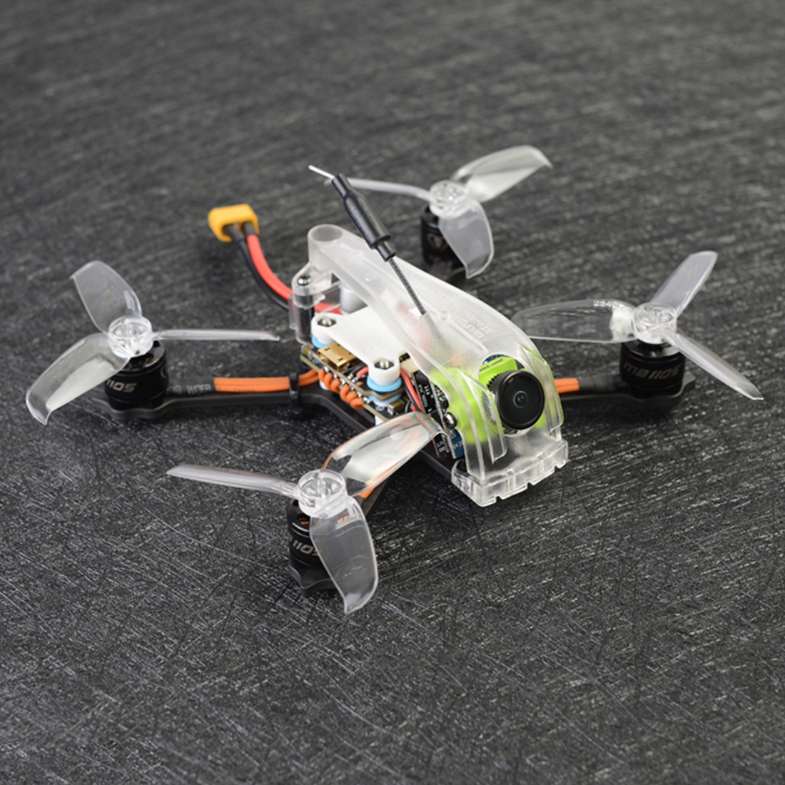 Diatone GTR249+ 115mm PNP 2.5 Inch 4S FPV Racing Drone Quadcopter with <font><b>Mamba</b></font> <font><b>F405</b></font> <font><b>Mini</b></font> Flight Control F25 4 in 1 ESC Dshot 600 image