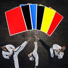 Taekwondo Training Board High Strength Karate Martial Arts Rebreakable Board Reusable Training Equipment