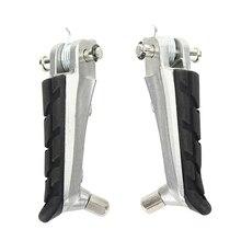 1 компл. Мотоцикл передняя Подножка педаль подножки педали для Honda CB250 CBR600F CB600F NC700