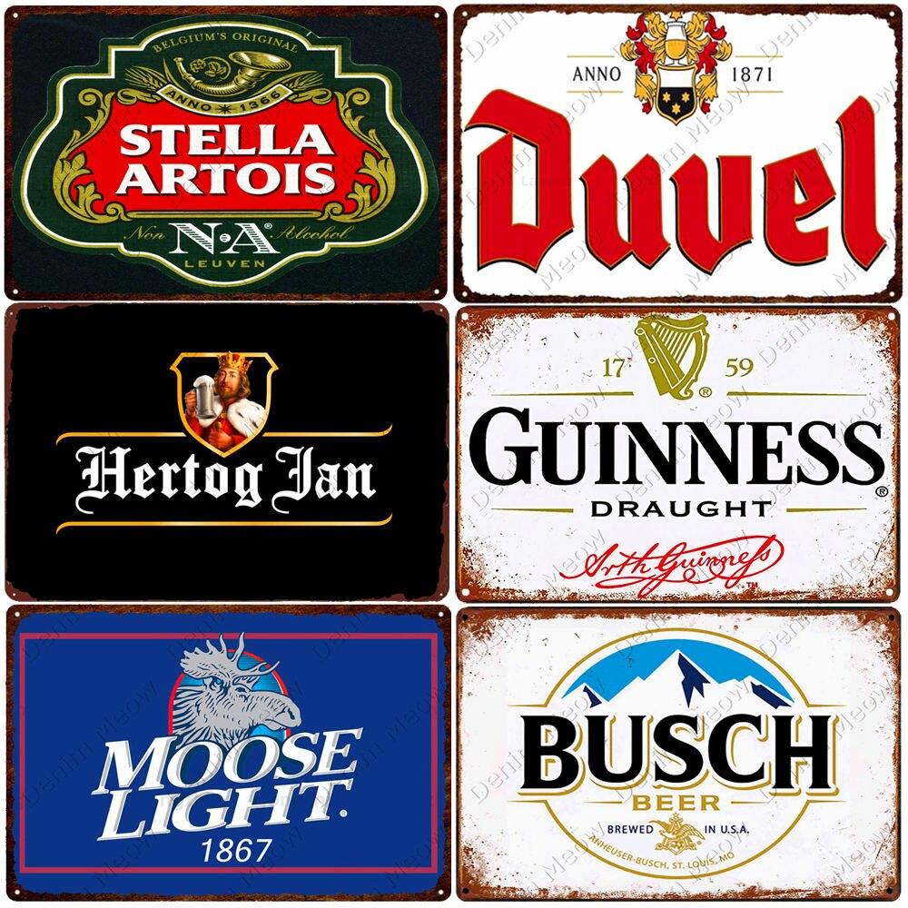 Amsterdam Holland Plaque métal signe pub bar MAN CAVE parfaite novalty Cadeau