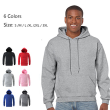 Fashion Casual Men's Hoodies Autumn Winter Coat Lovers Solid ColorTops Hip Hop Street wear Sweatshirts Skateboard Hooded