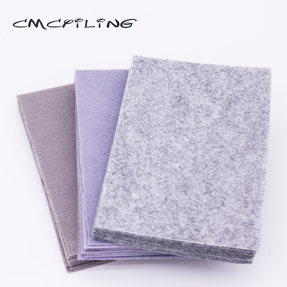 CHZIMADE 100/% Cotton Solid Craft Fabric Cloth for Sewing,Sewing DIY Crafts Handmade Bags Black