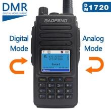 BaoFeng DM 1702 DMR Digital Anolog Dual Mode Walkie Taklie VHF UHF GPS Portable Two Way Radio DM 1701 Repeater Ham Radio