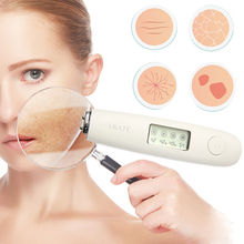 Precision Skin Oil Content Analyzer LCD Digital Facial Skin Moisture Meter Battery Operated Skin Care Tester Monitor Detector
