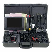 цена на Launch X431 V 8 Full System OBD2 Diagnostic Tool Automotive OBD II ECU coding 11 Reset service X431V Car code Scanner pk MP808