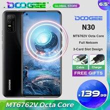 Doogee n30 smartphone completo netcom 6.55