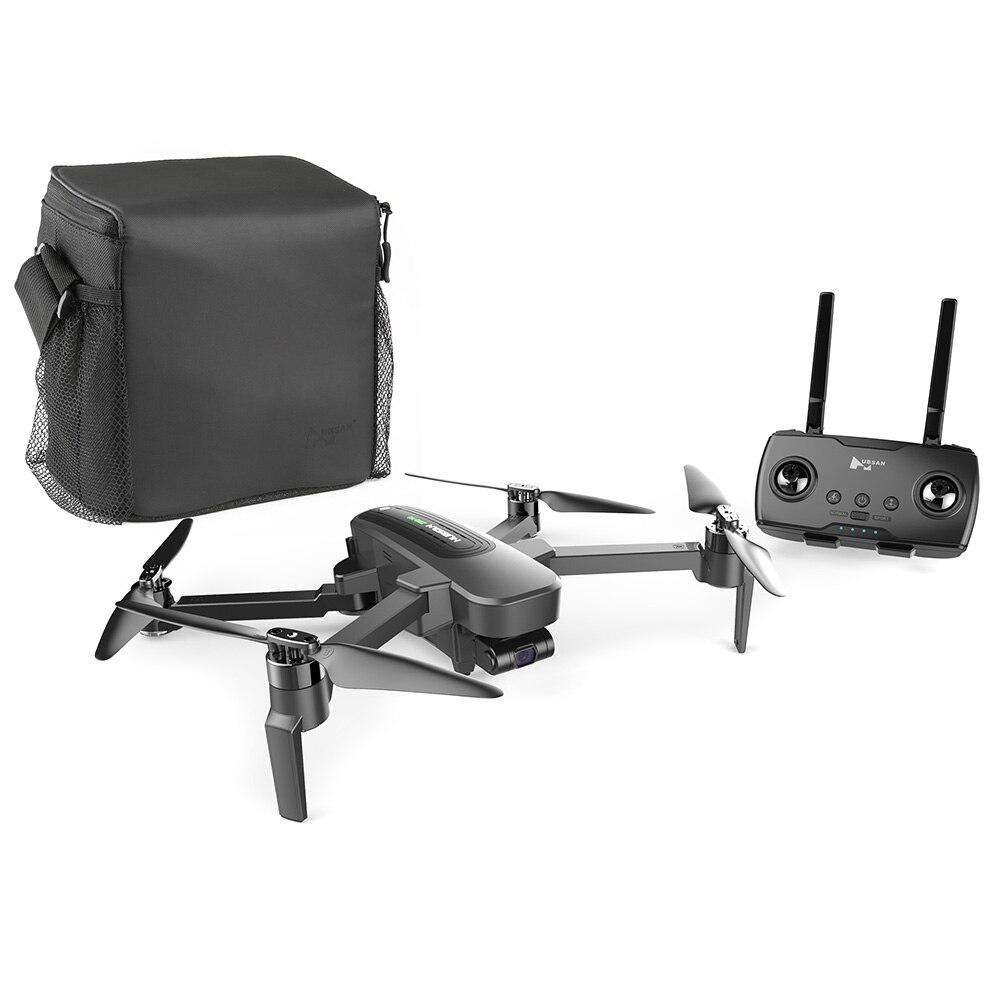 Drone professionnel HUBSAN Zino Pro RC GPS 5G WiFi 4KM FPV avec caméra 4K UHD Drone RC à cardan 3 axes hélicoptères quadrirotor RTF