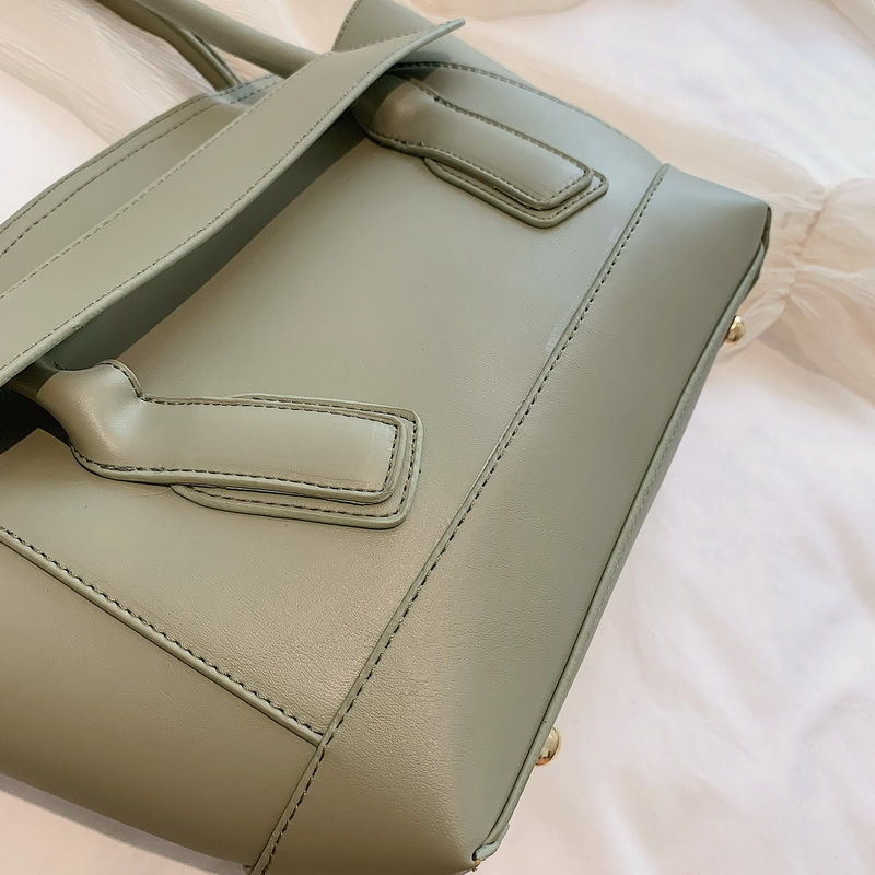 Fashion PU Leather Phone Female Handbag 2019 Simple Mini High Quality Women Crossbody Bags Casual Lady Totes Girls Shoulder Bag