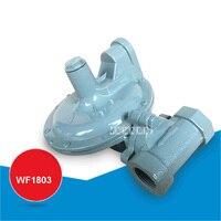 Wf1803 가정용 액화 가스 감압 밸브 레귤레이터 감압 밸브 2-10kpa 70 키로그램/시간 8bar dn25/dn32