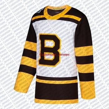 David Backes Patrice Bergeron David Pastrnak Zdeno Chara Tuukka Rask Brad Marchand Hockey Boston 2019 Winter Classic Jerseys