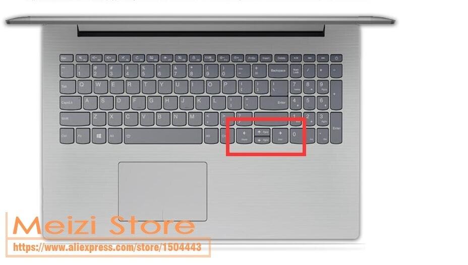 Funda protectora para teclado Lenovo IdeaPad S145 15AST s145 15iwl S145 14AST 15IWL 330 320 de 15,6 pulgadas talla /única negro