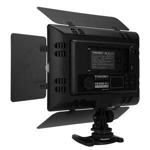 Image 2 - Yongnuo YN300 III YN300III 3200k 5500K CRI95 كاميرا صور LED الفيديو الضوئي اختياري مع التيار المتناوب محول الطاقة + NP770 عدة البطارية