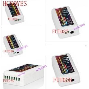Mi Luz 2.4G RF Wireless cor única dimmer CCT RGB RGBW RGB + CCT FUT035 FUT036 FUT037 FUT038 FUT039 tira conduzida controlador