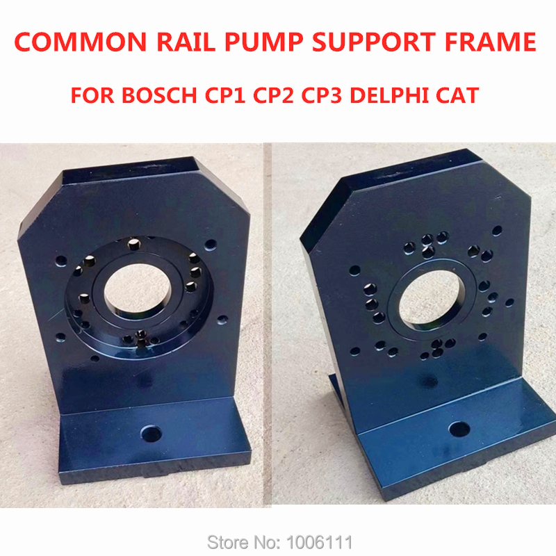 FOR BOSCH CP1 CP2 CP3 DELPHI CAT Diesel Common Rail Pump Support Frame Tool For Common Rail Test Bench