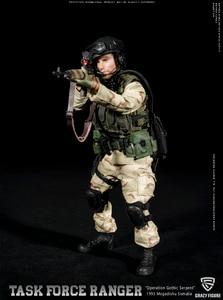 Image 3 - CrazyFigure LW005/LW006 1/12 abd Delta özel kuvvet Master çavuş Rangers görev 1993 erkek asker aksiyon figürleri