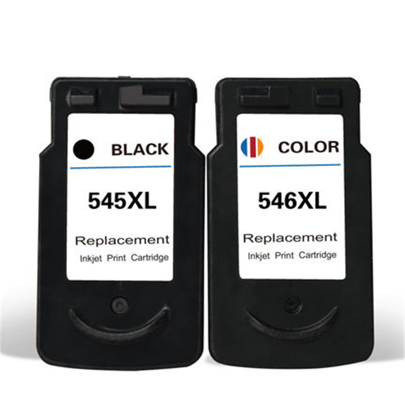 PG545 545 <font><b>545XL</b></font> CL546 546 <font><b>546XL</b></font> Ink Cartridges Replacement For <font><b>Canon</b></font> Pixma MG3050 MG3051 MG3052 MG3053 MX490 MX494 MX495 image