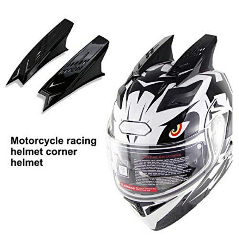 Helmet Ears Horns For Ski Helmet Snowboard Helmet Kids Helmet Child Helmet Motorcycle Or Bicycle Helmet