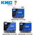 KMC X12 12 geschwindigkeit 126L Mountainbike Fahrrad Kette GOLD, Schwarz-Gold, silber und Magie Taste für MTB/Road Fahrrad Teile
