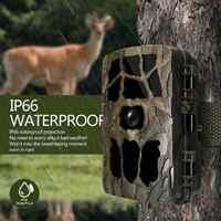 4K Outdoor Hunting Camera Infrared HD Hunting Camera Monitoring Security Hunting Camera 40P