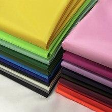 Tissu gaufré en Polyester enduit de Pvc, 100cm x 150cm, 190T, pour bâche et tissu manteau de pluie