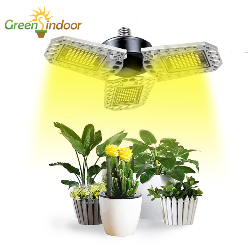 LED Grow Light E27 1000W Phyto Lamp 3000K Full Sepctrum Lights For Plants Led Grow Tent Fitolamp Seed Flowers Herbs Greenhouse